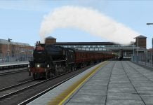 Bossman Games release Black 5 add on for train simulator