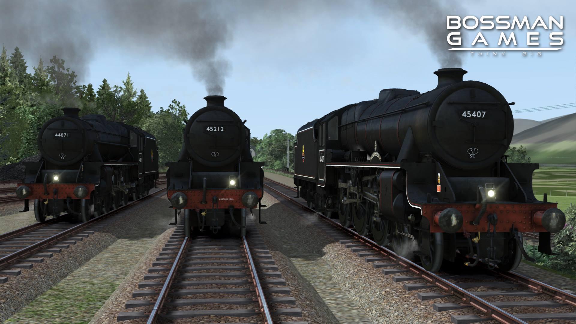 ts train simulator