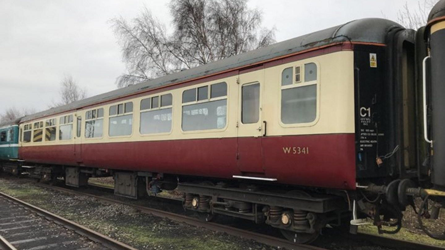 W5341 // Credit Dean Forest Railway