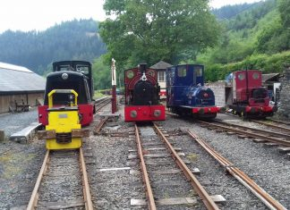 Corris Railway hold successful gala day