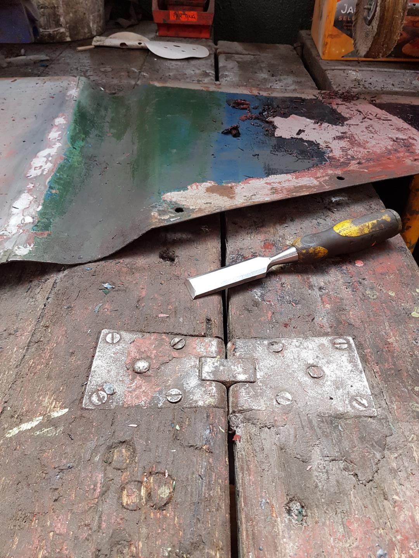Assessing Cladding // Credit Mid Hants Railway