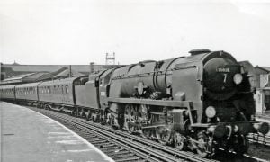 "35028 ""Clan Line"" // Credit Ben Brooksbank"