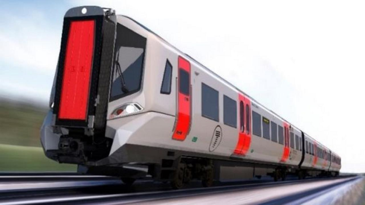 New trains for wales