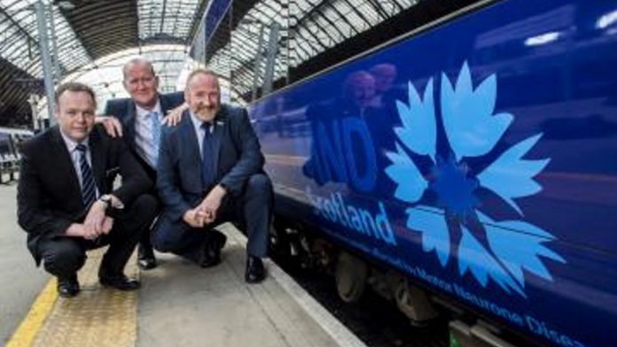 Motor Neurone Disease ScotRail