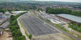 Market Harborough car park