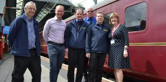 Tim Farron West Coast Railways