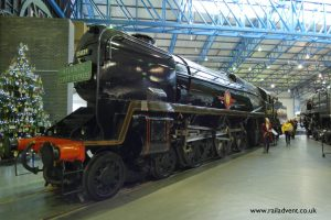 35029 at the National Railway Museum