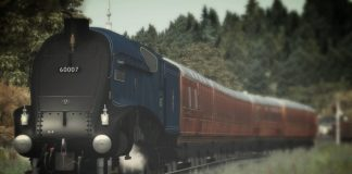 60007 Sir Nigel Gresley Train Simulator
