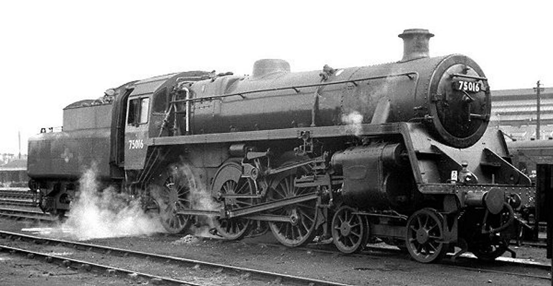 No.75016 // Credit Alan Robinson