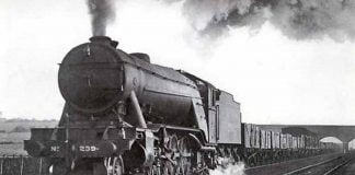 No.2394 Hauling a Heavy Freight Train Credit The London and North Eastern Railway Encyclopedia