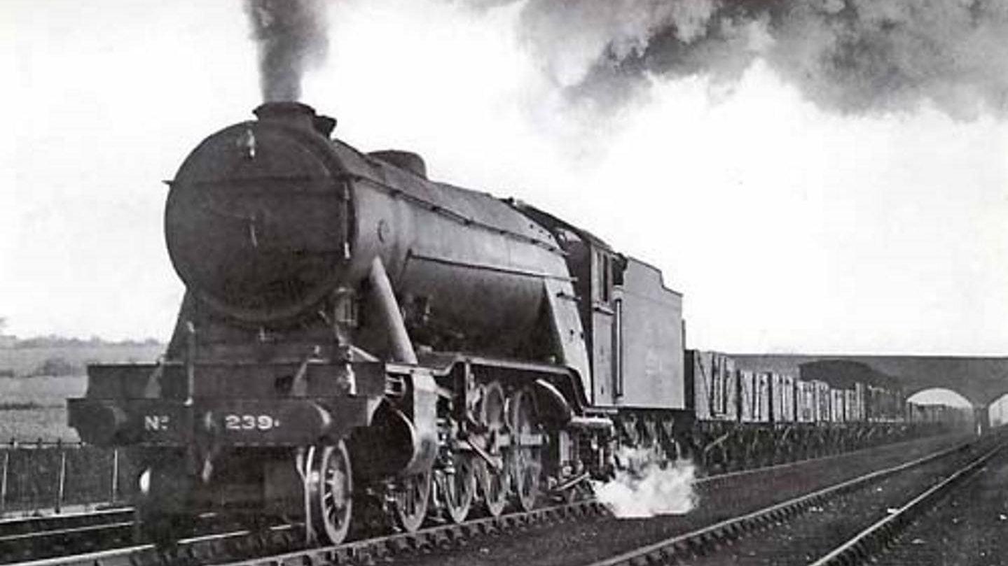 LNER Gresley P1s steam locomotives - Lost Class