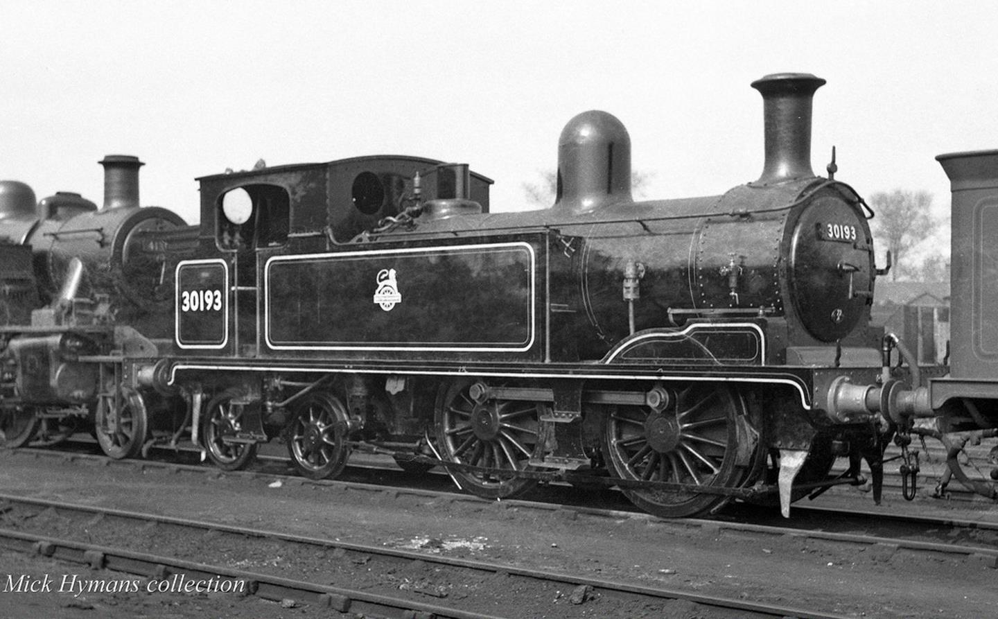 No.30193 // Credit Mick Hymans collection