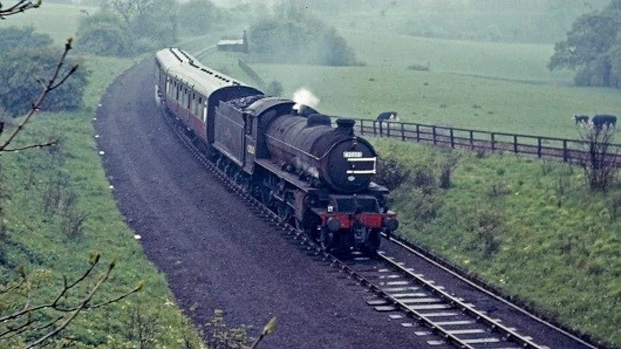 Aln Valley Railway receive grant to extend line