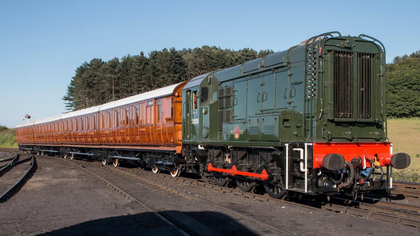 Class 08 No.D3935 // Credit Steve Allen