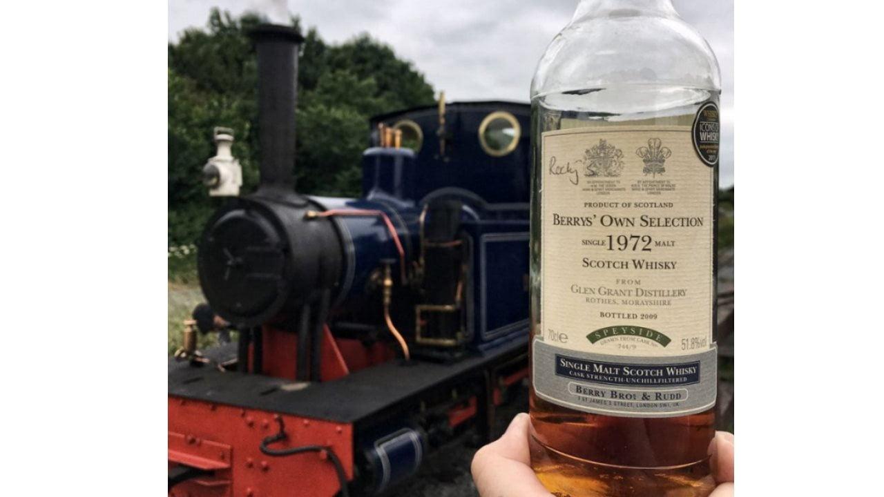 Leighton Buzzard Railway whisky festival