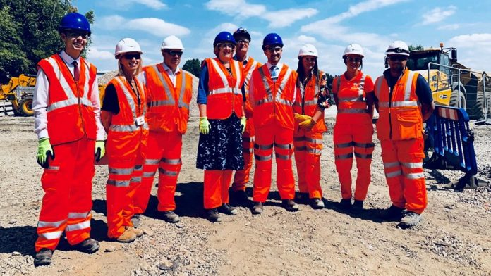 Makerfield MP visits Wigan TMD