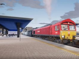 66 at Reading, Train Sim World