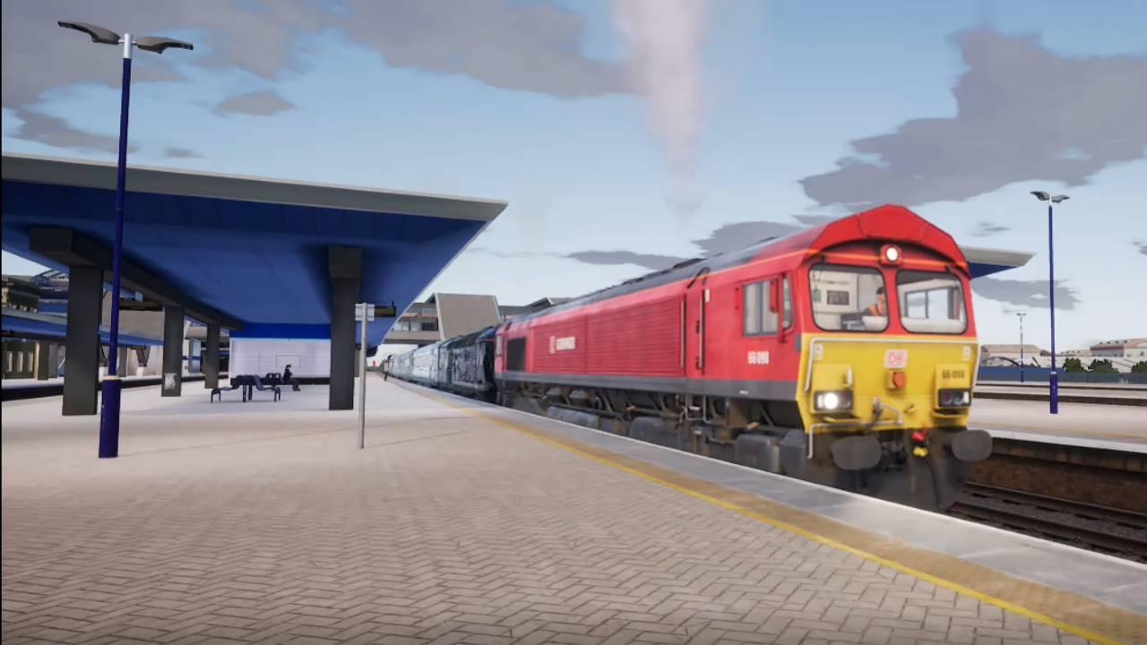 66 at Reading, Train Sim World