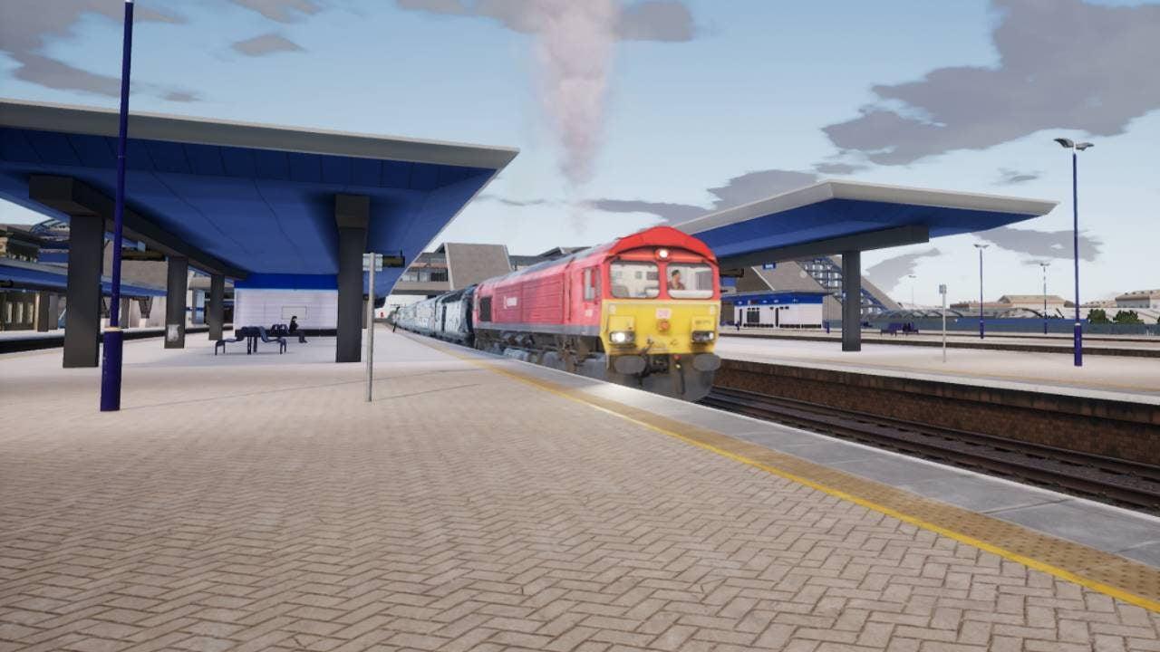 Train Sim World on Xbox One