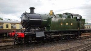 4270 steam locomotive