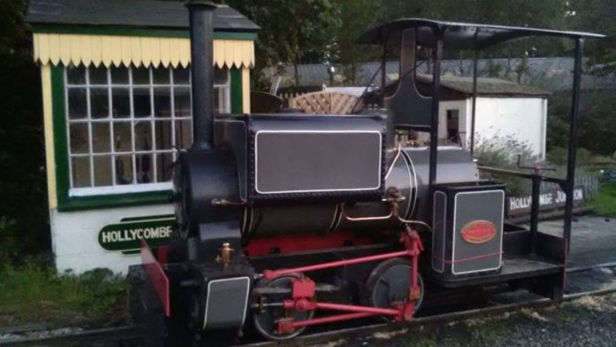 Wren to visit the Hollycombe museum this weekend