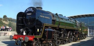 70013 Oliver Cromwell