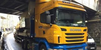 Network Rail launch new lorry campaign
