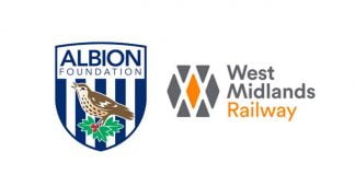 West Midlands Railway parters with West Bromwich Albion