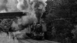 The Pennine Blackpool Express (London Euston - Blackpool North) @ London Euston | England | United Kingdom