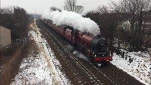The Cumbrian Coast Express (London Euston - Carlisle) @ London Euston | England | United Kingdom