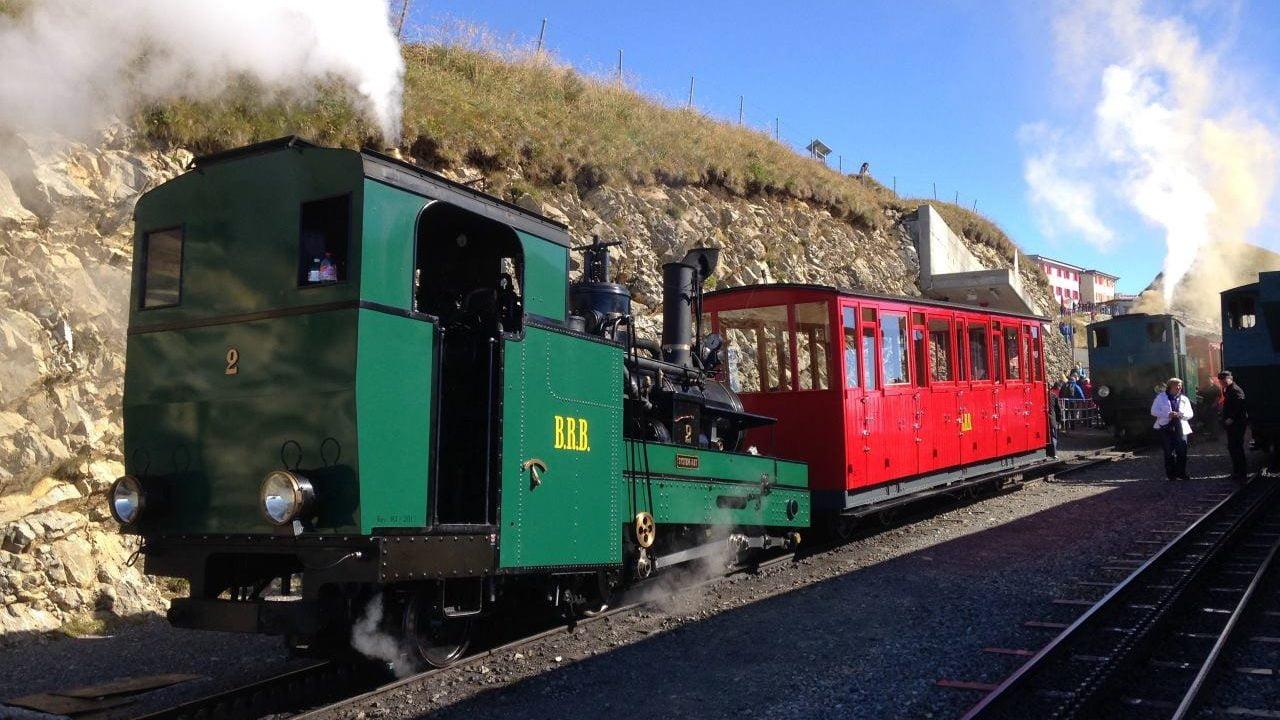 No. 2 heading for Snowdon