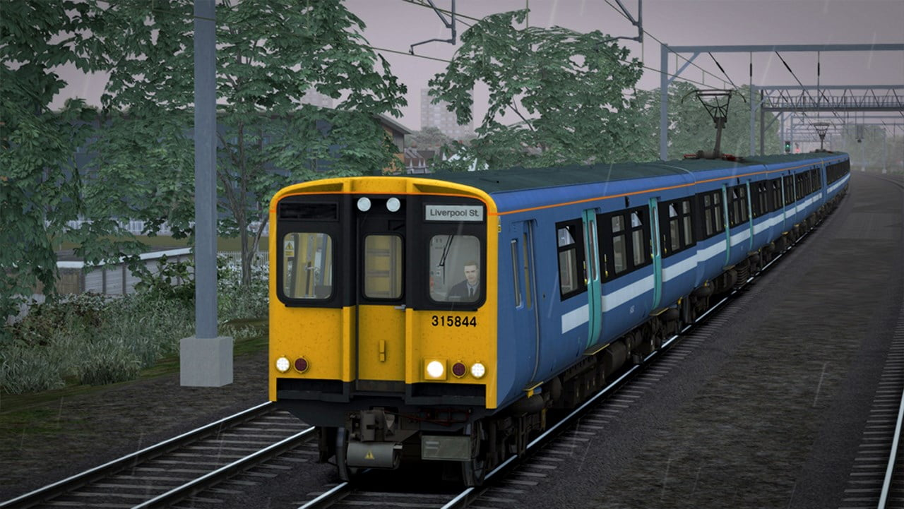 BR Class 315 in Train Simulator 2018