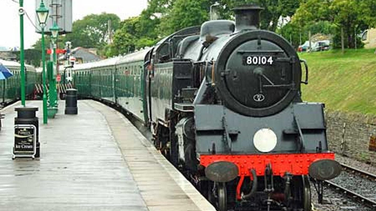 80104 // Credit Swanage Railway