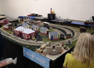 Corris Railway Model Railway Exhibition