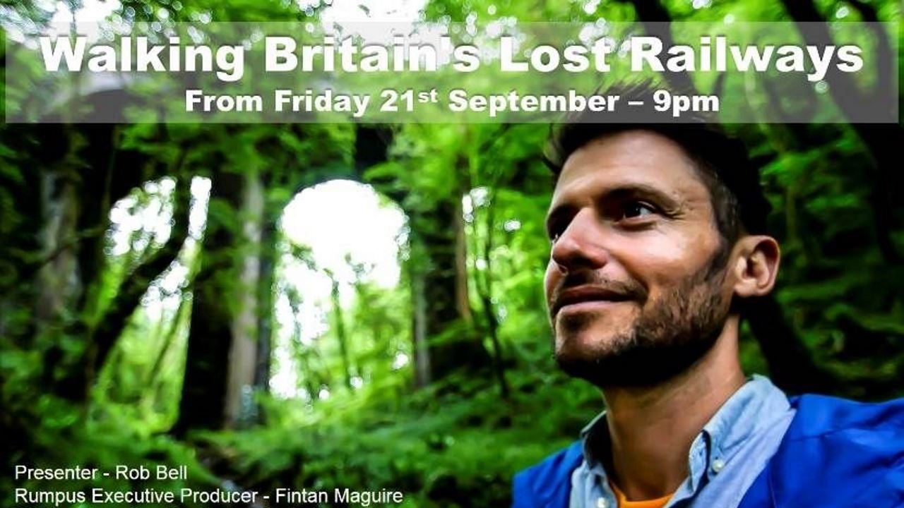 Walking Britains Lost Railways