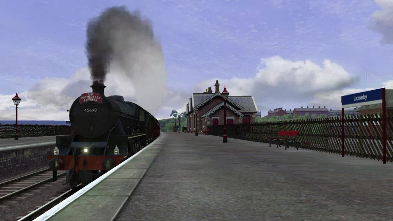 Jubilee pack for Train Simulator