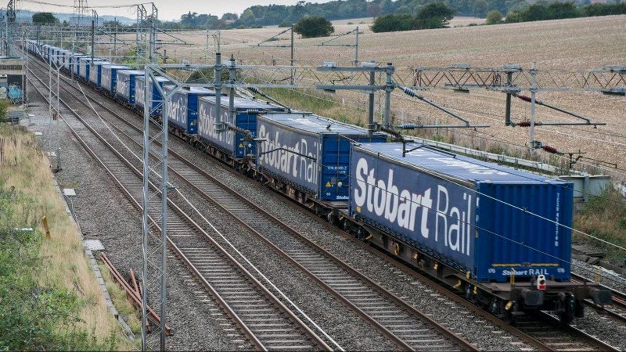 Eddie Stobart Rail