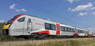 Greater Anglia new train