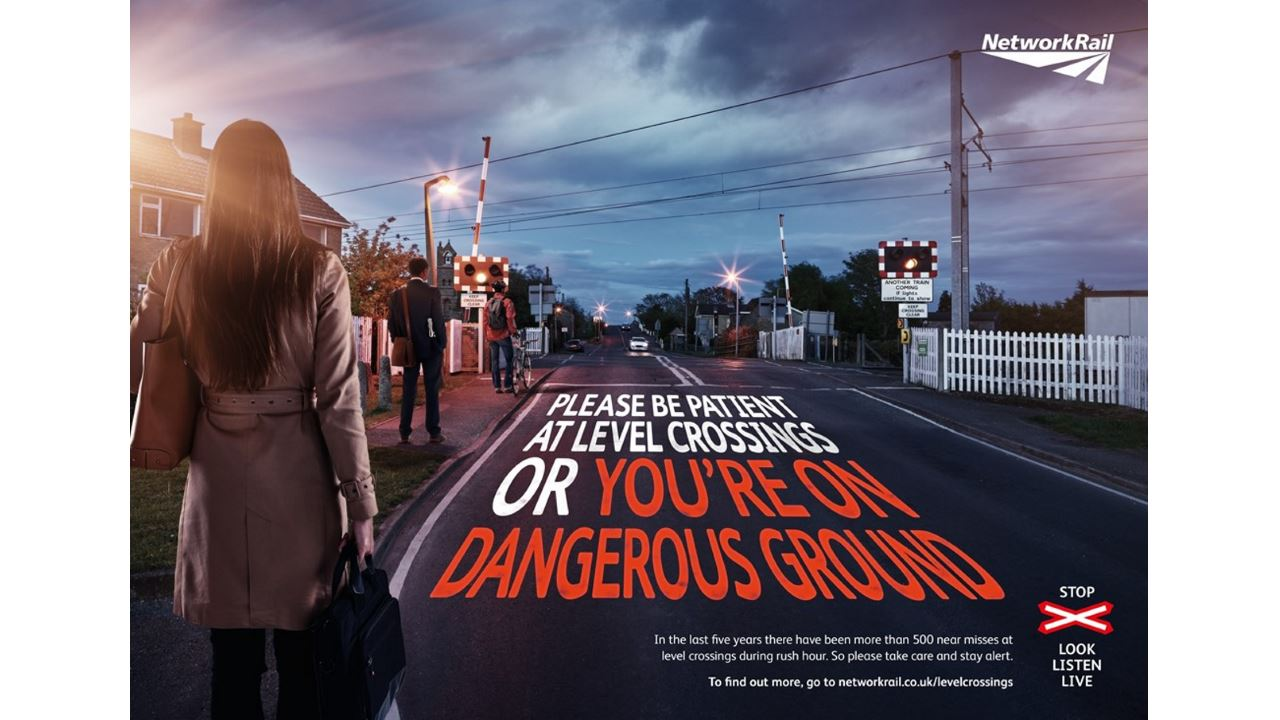 Plea issued to remind pedestrians to use crossings safely