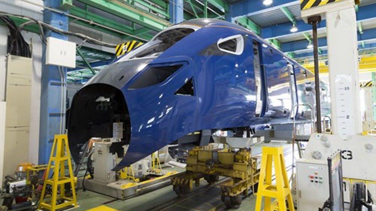 Hull Trains 802