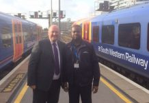 New drivers for South Western Railway