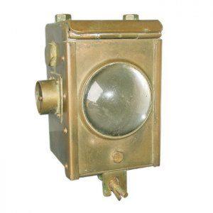 Original Bulleid Electric Lamp // Credit GSNLRS