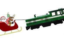 Ruislip Lido Railway Santa Specials now available to book