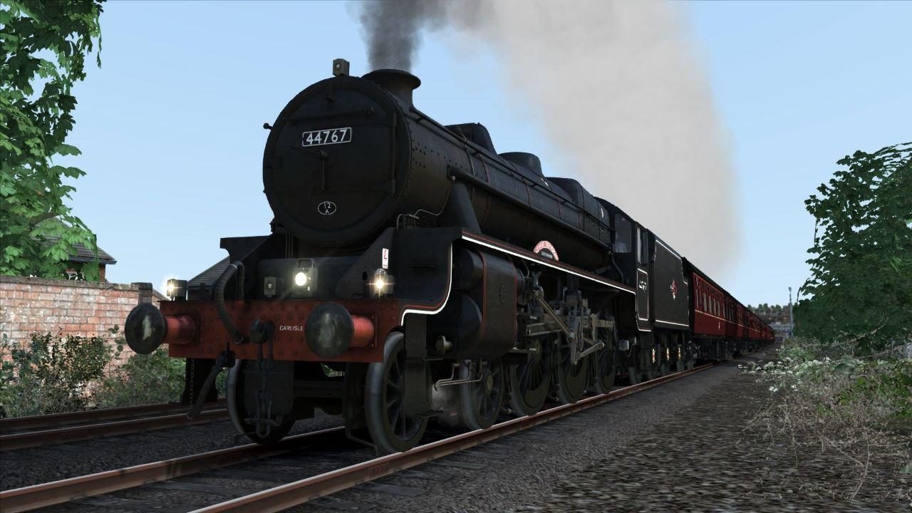 44767 George Stephenson