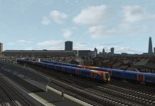 Portsmouth Direct Line for Train Simulator