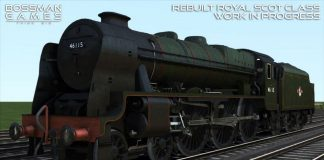 Royal Scot pack from Bossman Games