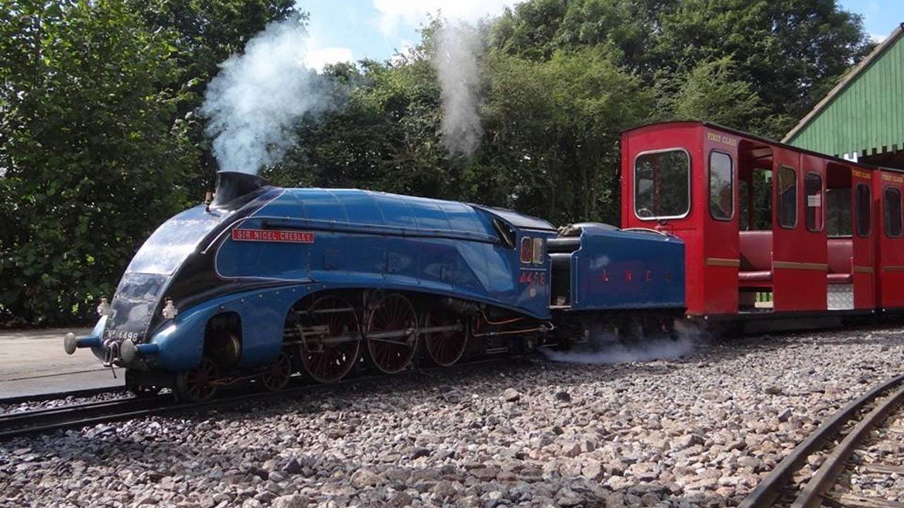 Eastleigh Lakeside Steam Railway