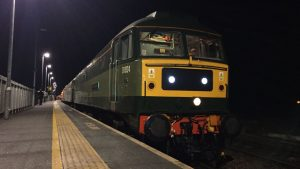 Class 47's at Chesterfield