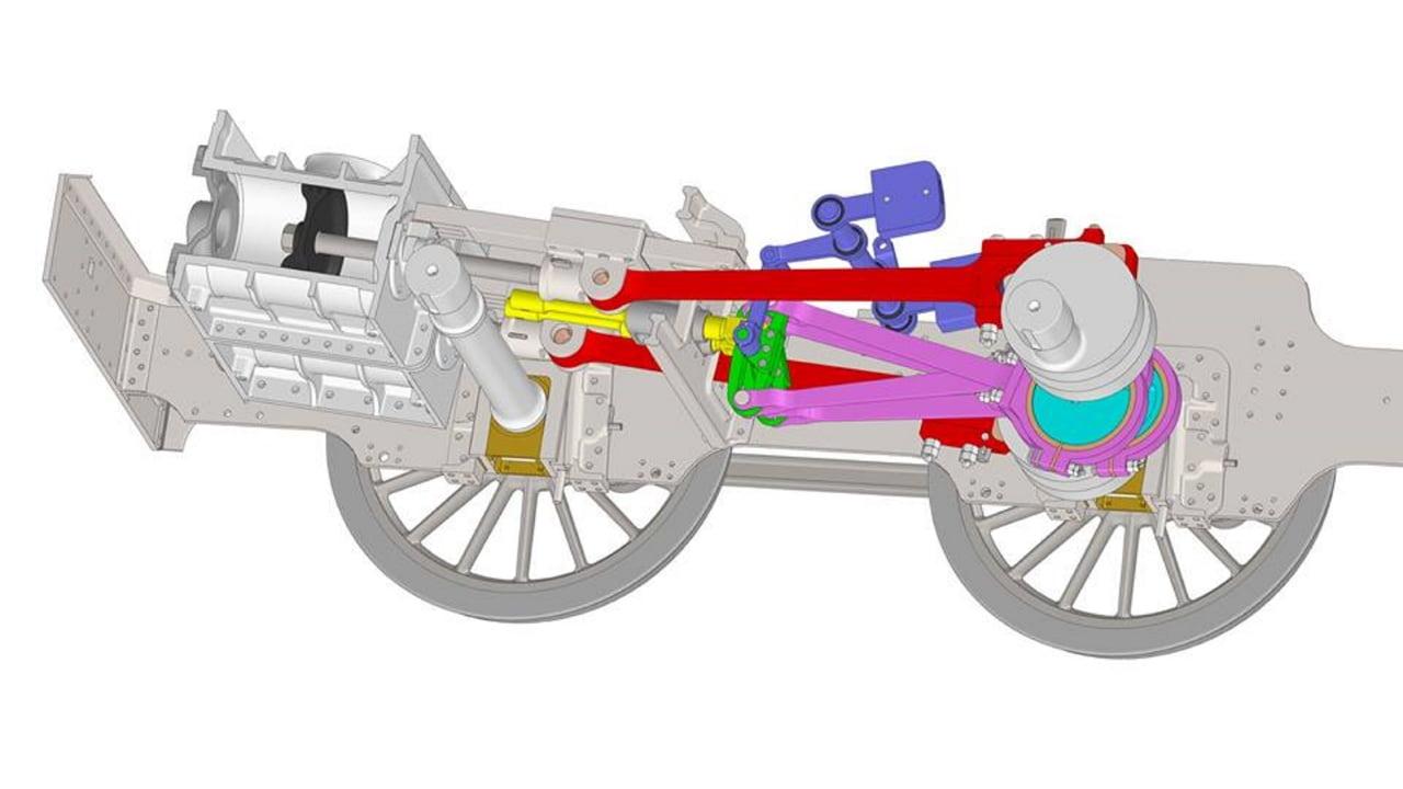 G5 pistons