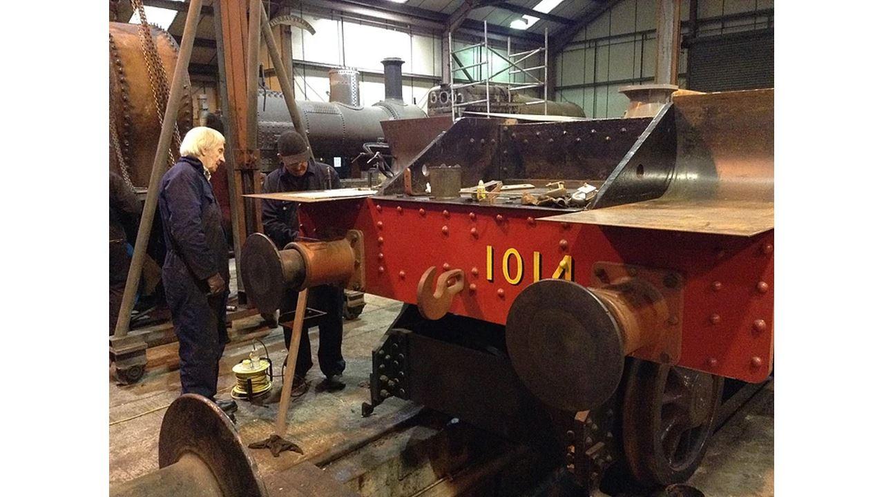 1014 County of Glamorgan